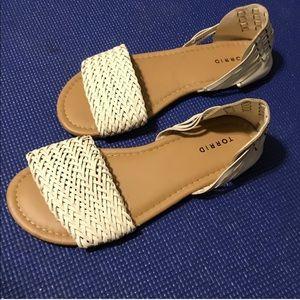 Cute Woven Sandals